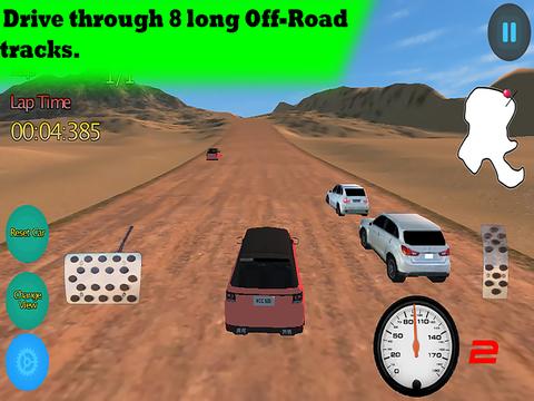 Off-Road Racing Challenge screenshot 4