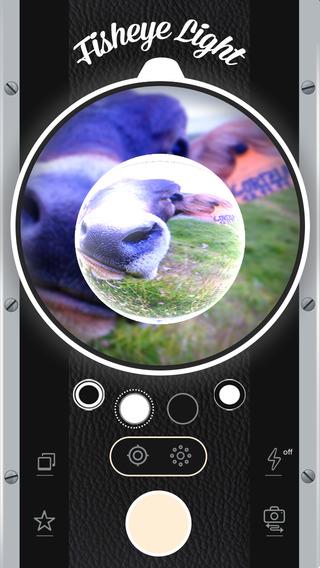 【免費攝影App】Fisheye Light - Fisheye Camera with vintage light, Cool Fisheye Lens and  Fisheye lomo effect-APP點子
