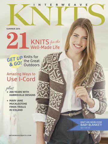 Interweave Knits Magazine