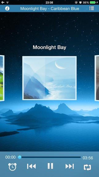 【免費健康App】Sounds of Nature:Relax,Sleep-APP點子