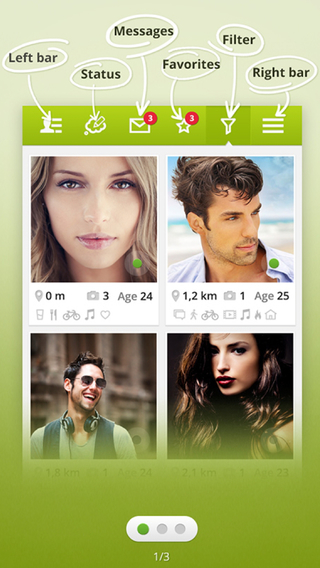 Fruume - Social Network for Sociable People. Less chat more action