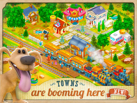 Image of Hay Day for iPad