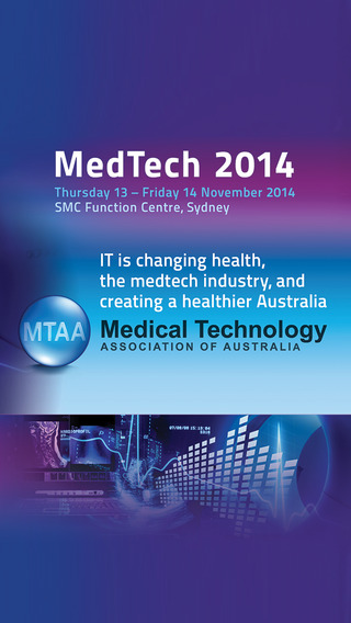 MedTech Conference App