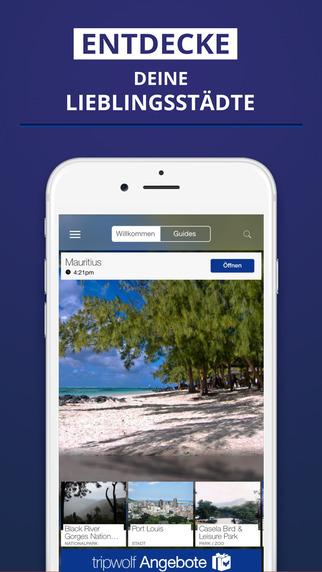 Mauritius - dein Reiseführer mit Offline Karte von tripwolf Guide für Sehenswürdigkeiten Touren und