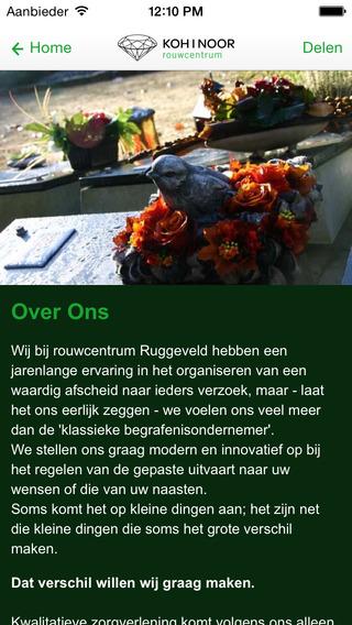 Rouwcentrum Ruggeveld