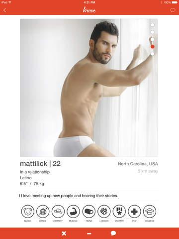 Gay dating app reviews