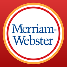 Merriam-Webster Dictionary & Thesaurus - iOS Store App Ranking and App Store Stats