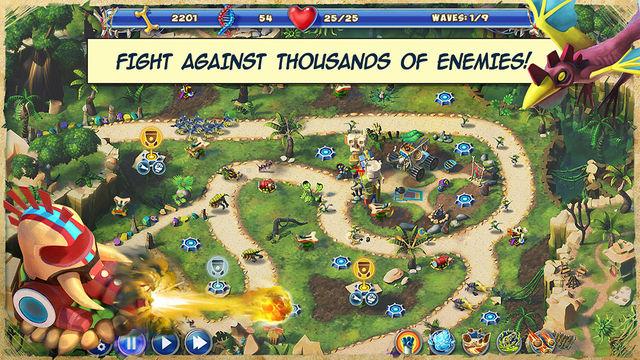 DayD Tower Rush HD Screenshots