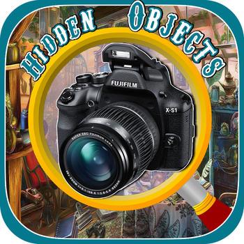 Hidden Objects The Lost Tourist LOGO-APP點子
