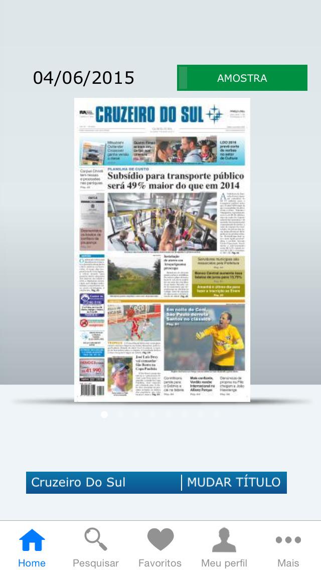 Jornal Cruzeiro do Sul Digital-0