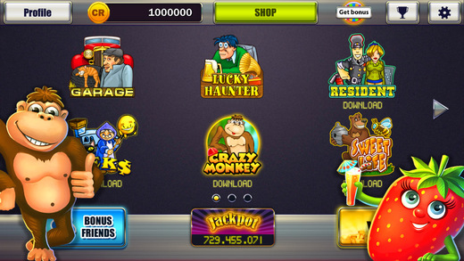 Billionaire slots - classic casino PRO