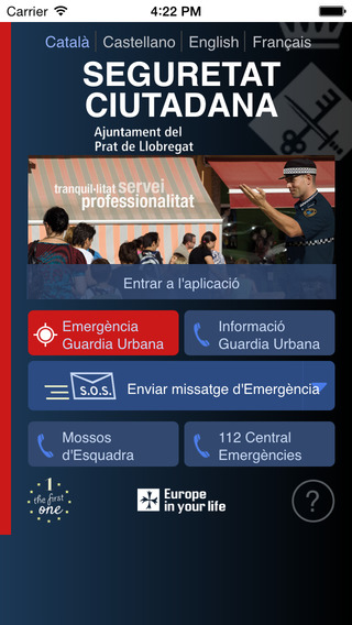 Citizen Security-El Prat
