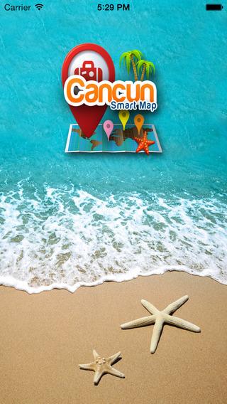 Smart Map Cancun