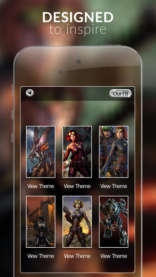 Video Games Wallpapers HD Gallery Themes Rasa Collection|玩工具App免費|玩APPs