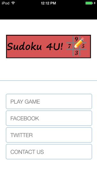 Sudoku 4U Ad Free