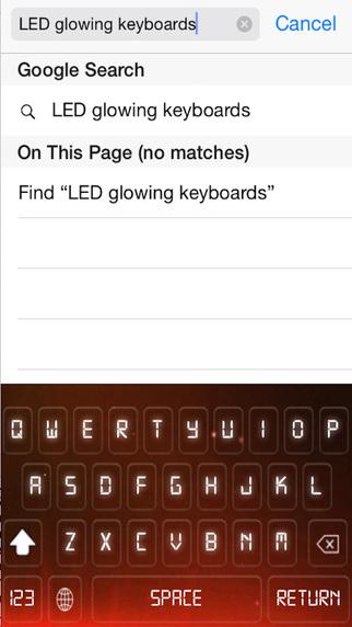 LED Keyboard