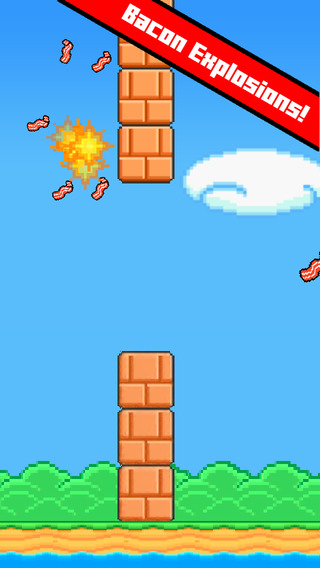 Flappy Pig Saga