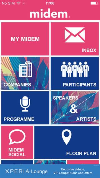 免費商業App|MIDEM 2015|阿達玩APP