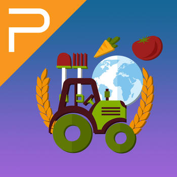 PLATO Agriculture, Food, and Natural Resources LOGO-APP點子