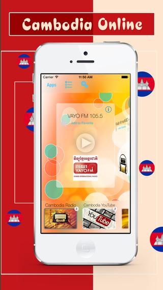 Online Cambodia TV