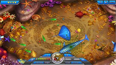 Screenshot 3 bombard fish — unlimited bullets