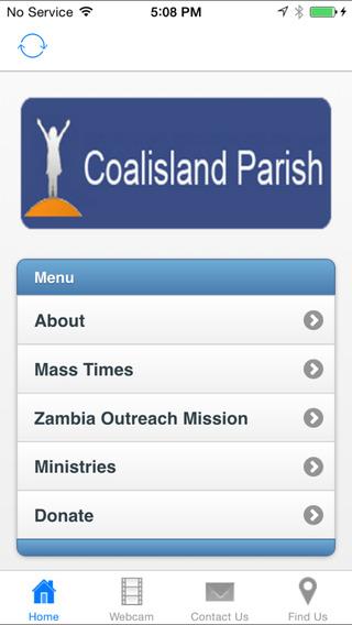 Coalisland Parish