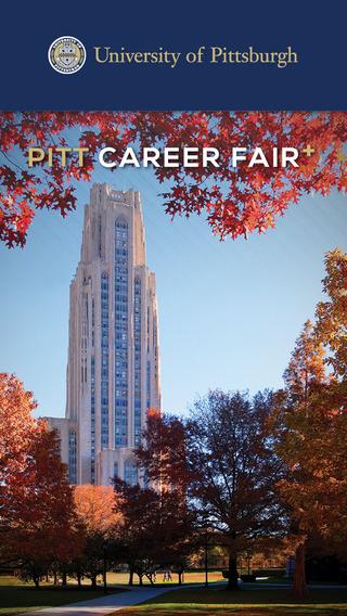 Pitt Career Fair Plus