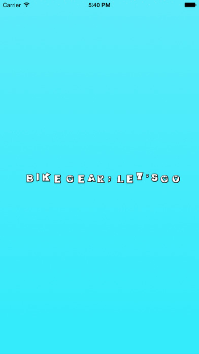 Bike Gear Calculator : Let's Go - Bike Gears, Cycling Gear Calculator, Bicycle Gear Calculator Screenshots