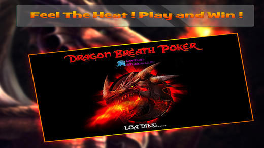Dragon Breath Poker –Play It Hot 5 Card Casino Action