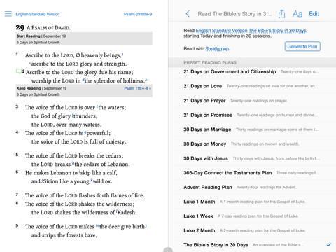 Logos study bible ipads