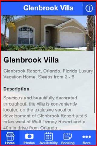 Glenbrook Villa screenshot 1