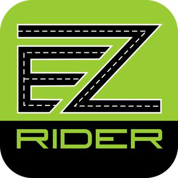EZ-RIDER LOGO-APP點子