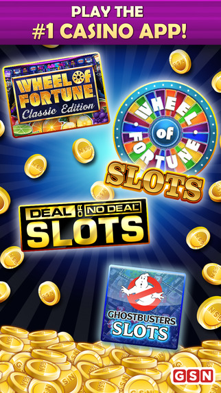GSN Casino - Slots Bingo Video Poker Cards and more