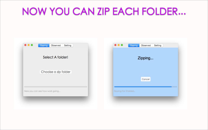 how to open a zip folder on iphone