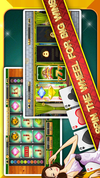 `` Aces Slots Game of Cash - Top Crazy Casino Party Pro