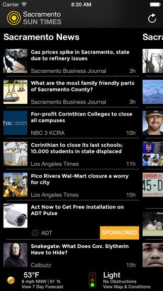 Sacramento Sun Times