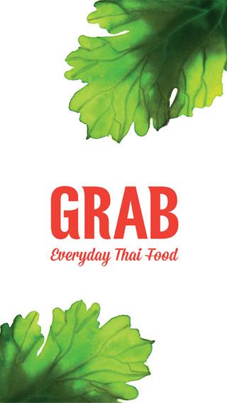 GRAB Everyday Thai Food