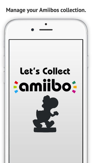 Let's Collect Amiibo