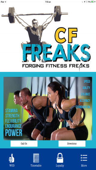 CF Freaks