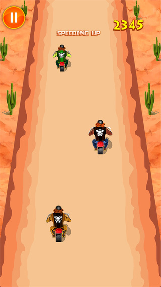 Bike Race Champion Mania 3D Turbo - Motorbike Racing in Sons of the Hill Assault Style FREE