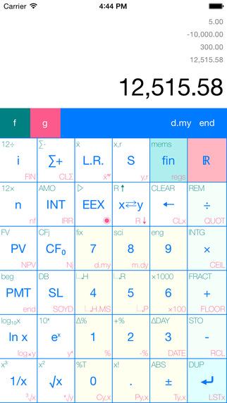 【免費工具App】My RPN Calc-APP點子