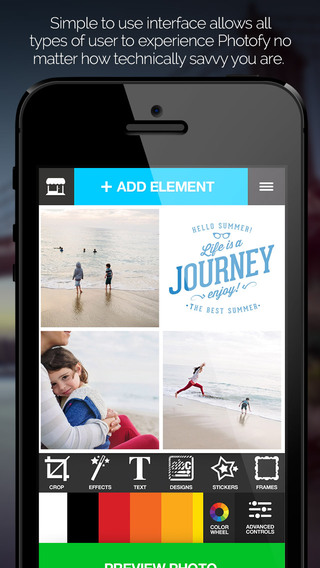 Photofy - Photo Editing Collage App