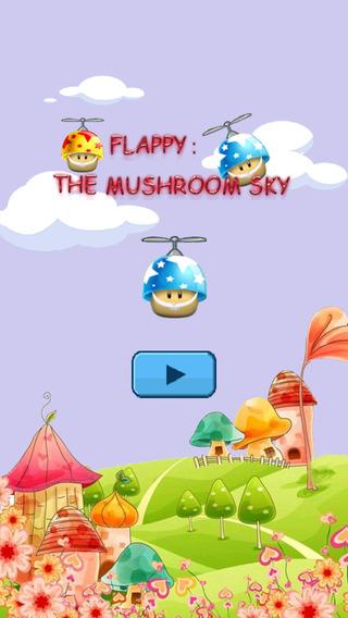 Flappy:The Mush-Room Sky