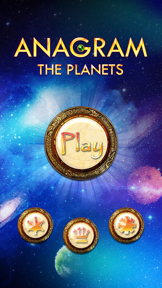 Anagram - The Planets