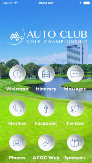 Auto Club Golf Championship