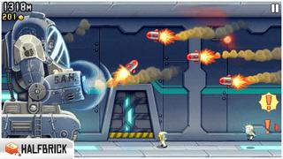 Screenshot #9 for Jetpack Joyride