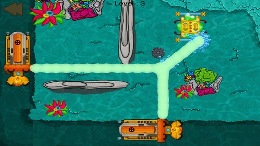 Amazing Submarine Puzzle Challenge