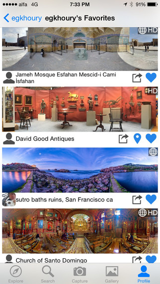 DMD 360 – 全景拍摄工具[iOS][¥12→0]丨反斗限免