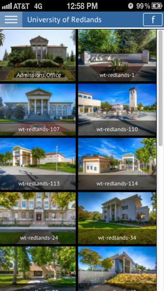 University of Redlands Tour