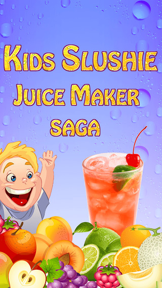 Kids Slushie Juice Maker Saga